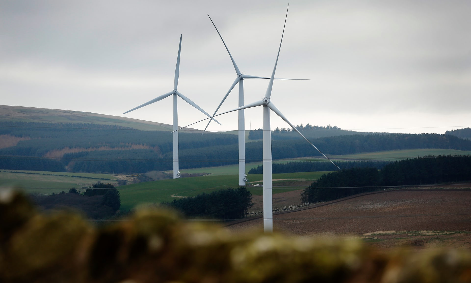 No subsidies for green power projects before 2025, says UK Treasury