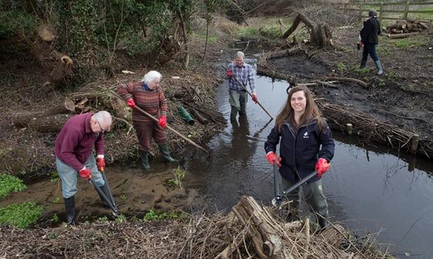Drugs, plastics and flea killer: the unseen threats to UK's rivers