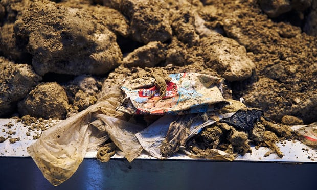 Fatberg 'autopsy' reveals growing health threat to Londoners