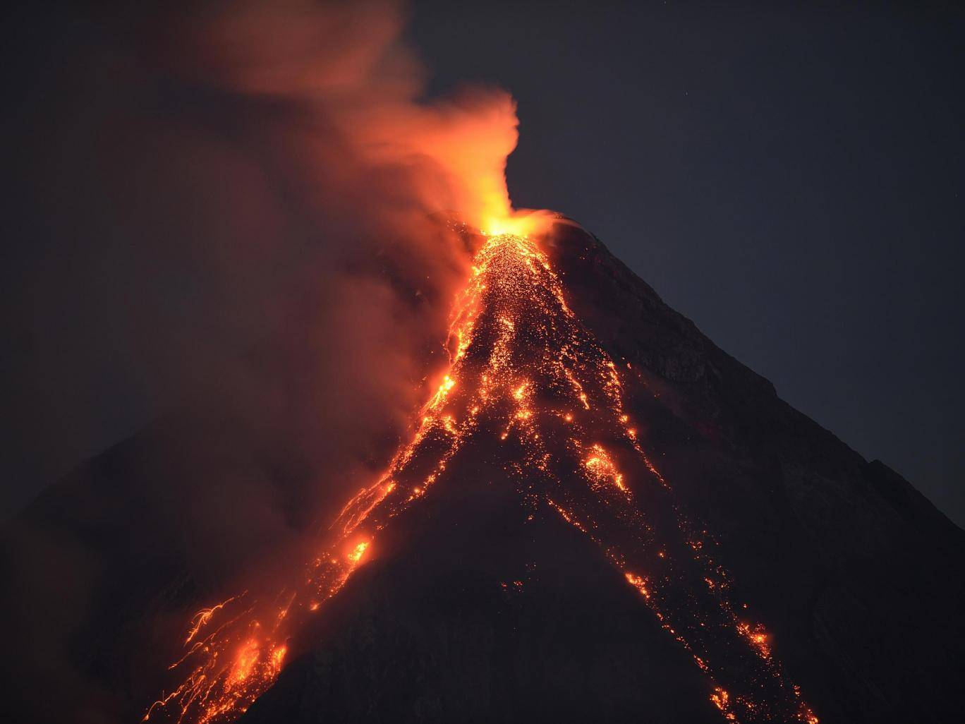 Climate change could trigger volcanic eruptions across the world, warn scientists