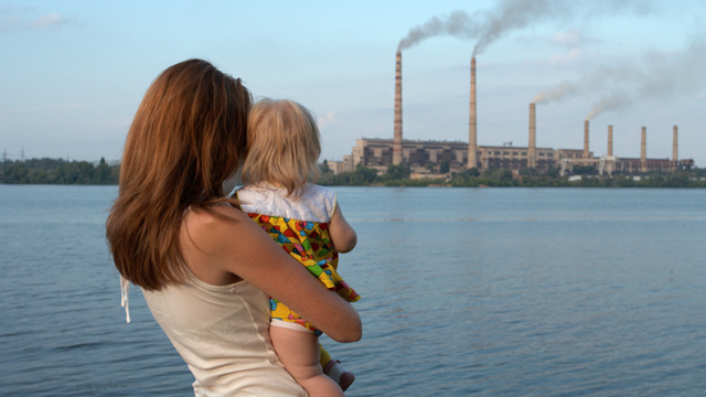 The Impact of Air Pollution on Mental Health