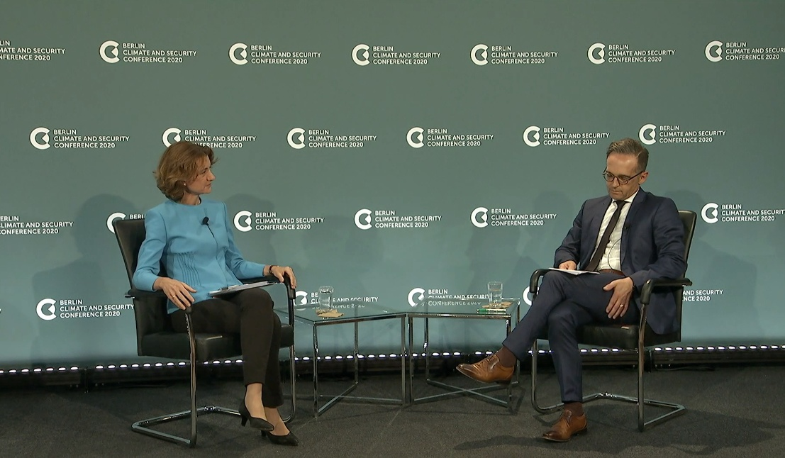 heiko-maas-talks-to-daniela-schwarzer-at-the-berlin-climate-and-security-conference-2020-held-in-june-without-any-on-site-audience-courtesy-1595952724270