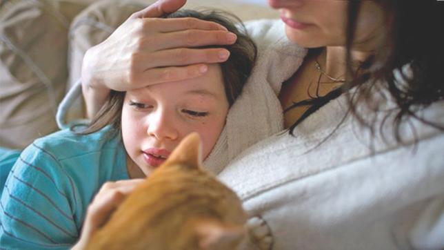 Common winter illnesses in children