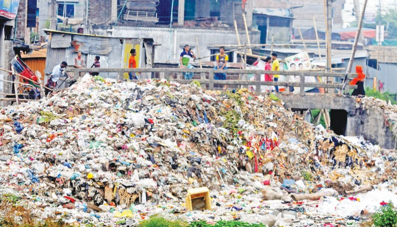1.2 million tonnes plastic waste imported in 3 years: study