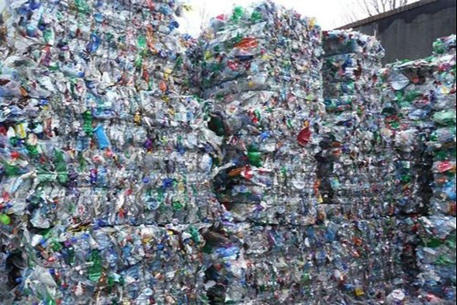 Illegal plastic waste affects Bay of Bengal ecosystem
