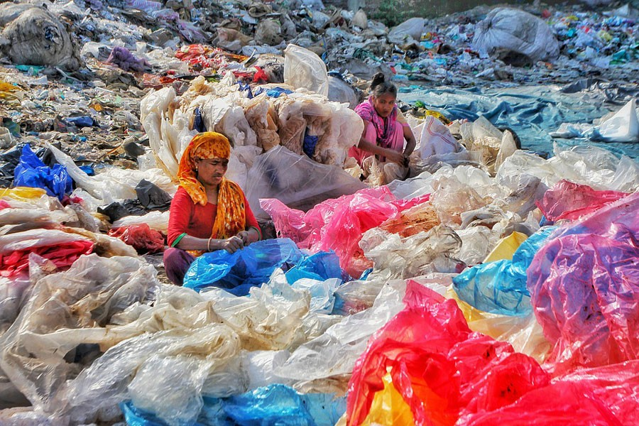Urgent need for plastic waste management policy and EPR