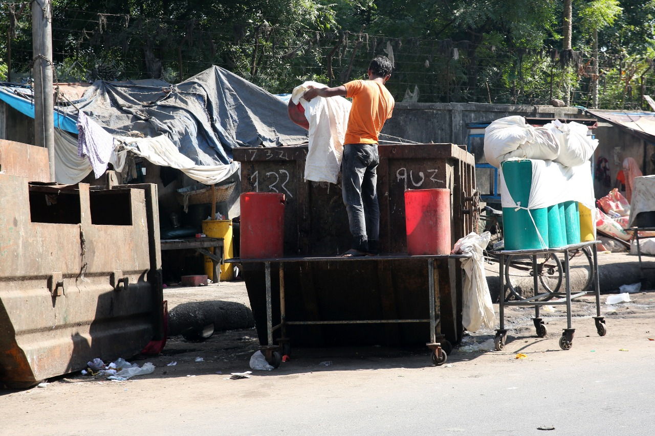'Covid-19 medical waste disposal neglected'