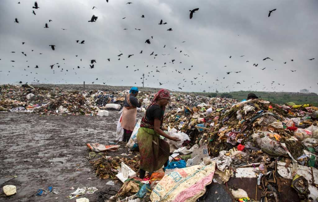 646 tonnes of plastic waste produced in Dhaka every day