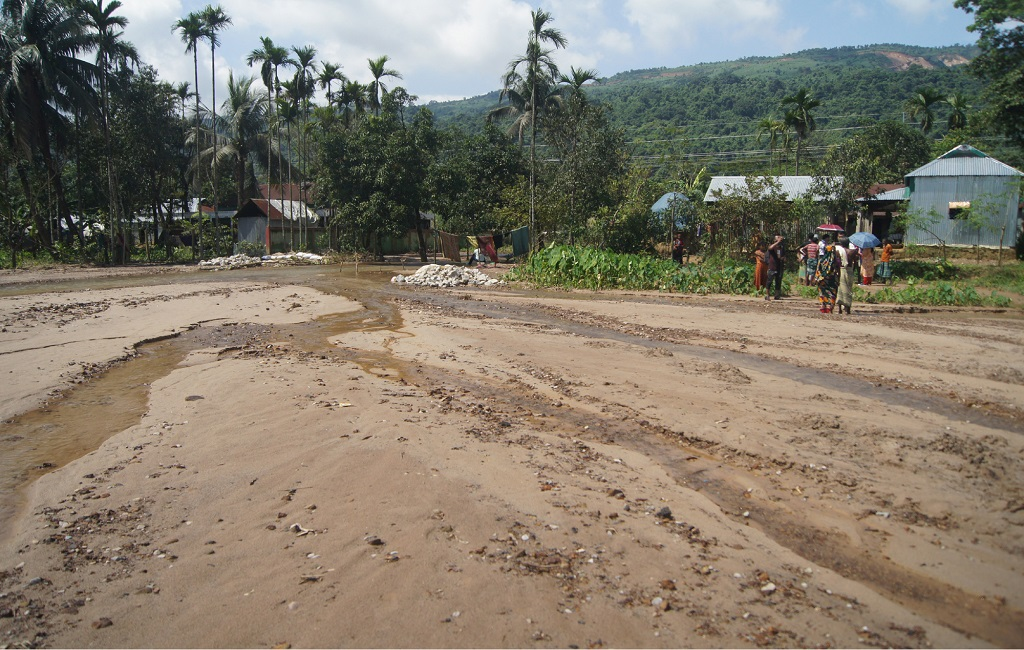Biodiversity, livelihood under threat at Tanguar Haor